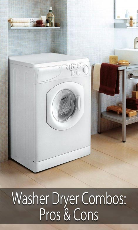 Washer Dryer Combos: Pros & Cons