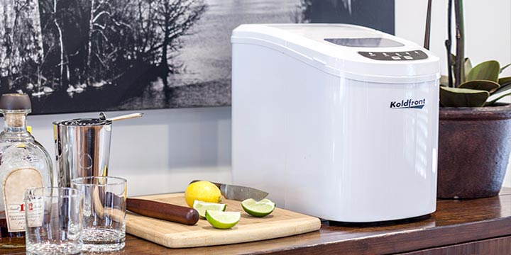 Benefits of Portable Ice Makers :: CompactAppliance.com