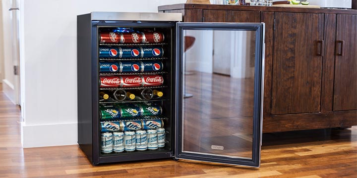 Top Beverage Refrigerators Compared