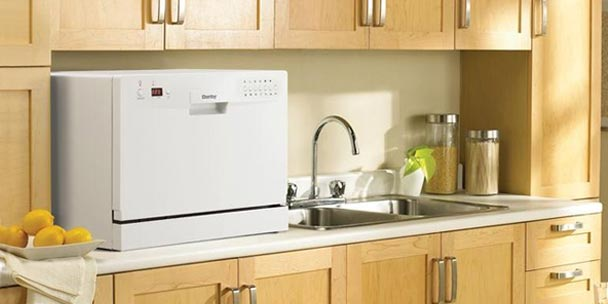 5 Questions You May Have About Countertop Dishwashers