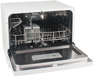Countertop Dishwasher With Heater : Countertop dishwashers with stainless steel interiors will be more ...