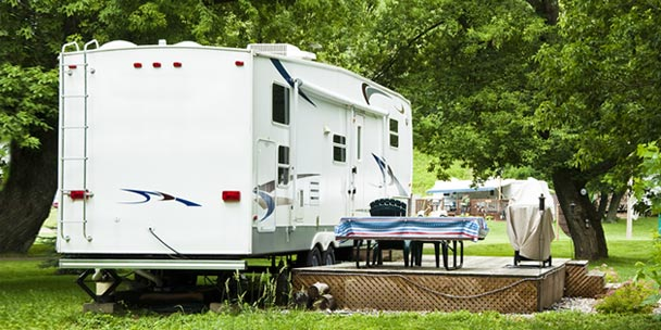 How to Make Your RV More Cozy