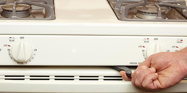 turning-on-self-cleaning-oven