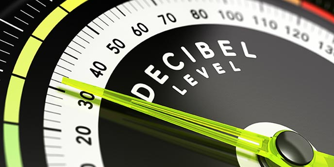 Dishwasher Decibel Ratings